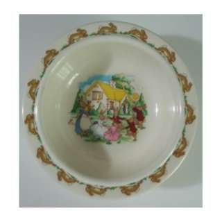 Royal Doulton - Bunnykins Feeding Bowl