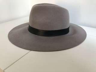 Wool Hat - Grey