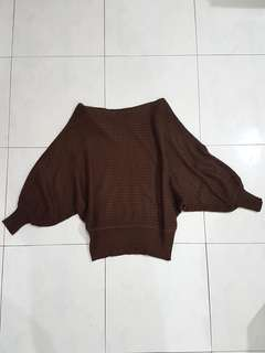 Brown Sweater #xmas25