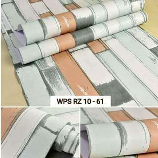 Wallpaper dinding Rz-13