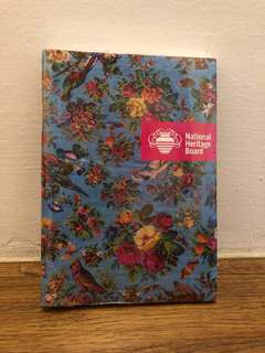 BN Peranakan Notebook