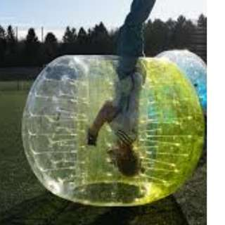 [for rent] Bubble Soccer Ball