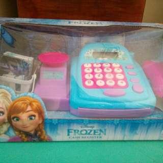 Disney Frozen Cash Register