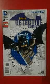 Detective Comics #36 Lego Variant