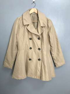 Your on-the-go Coat