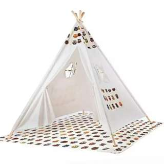 [for rent] kids teepee tent