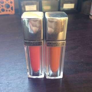 Maybelline Color Sensational Lip Polish Liquid Lipstick