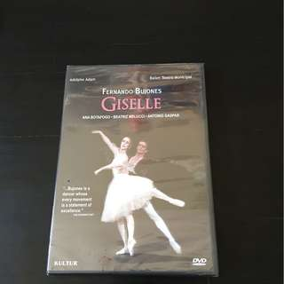 Giselle by Ballet Teatro Municipal