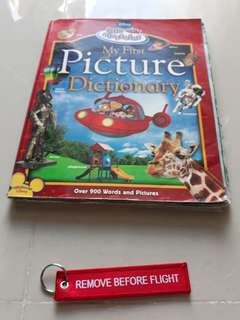 Little Einsteins Picture Dictionary