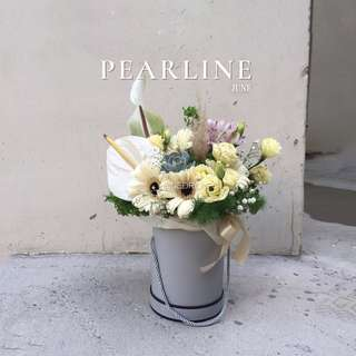June Bucket: Pearline