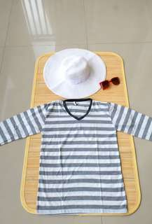 Stripe Shirt Unisex #MauSupreme