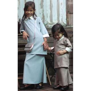 VICTORIA, chic kurung/dress