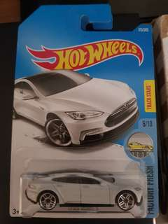 hot wheels tessla model s