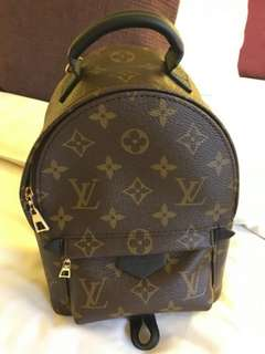 LV Plam Spring Mini Bag背包
