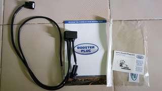 Honda x-adv booster plug
