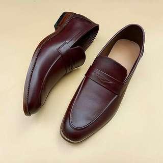 Sepatu Kulit Custom Handmade