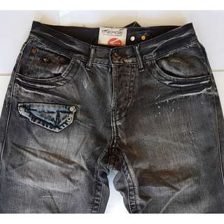 Vintage Energie Jeans, Retro Old Fashion, Rare Energie Designer Denim Jeans, Original, Italy, Rocco Model, Street Style, Hip Hop, Black Denim, Couture, Casual Wear