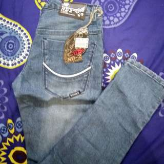 Jeans strearth