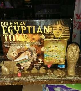 Dig & Play Egyptian Game
