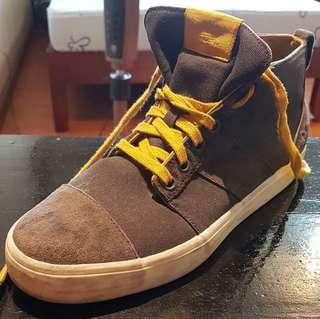 Adidas High-cut shoes