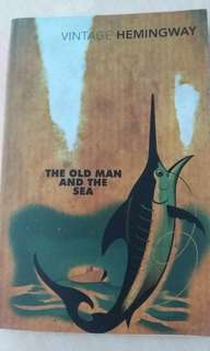 The Old Man And The Sea by Hemingway