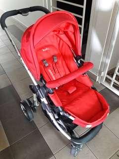 Pre loved Kiddy stroller