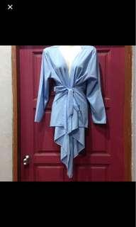 Kimono Wrap Light Blue