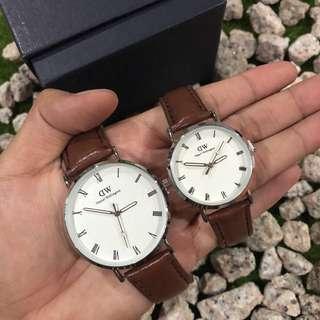 DW Couple Watch