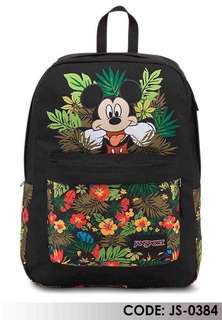 Jansport Mickey Mouse Backpack