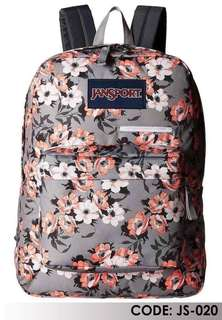 Jansport Floral Backpack