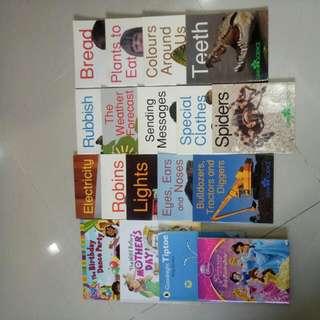 Children Books,All For $10