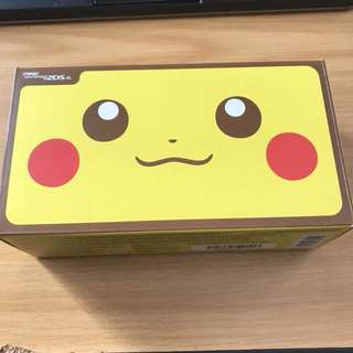 Brand New Modded New 2DS XL Pikachu Edition 32gb 3ds Xl
