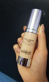 The Estee Edit Skin Glowing Balm - Makeup with Pink Peony