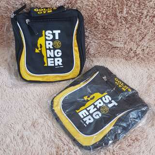 Gold Gym Original Toiletries Bag