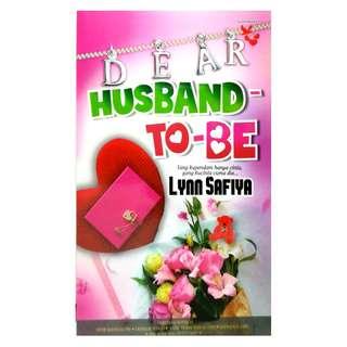 DEAR HUSBAND TO-BE