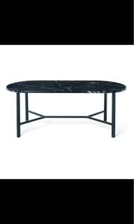 Kmart marble coffee table