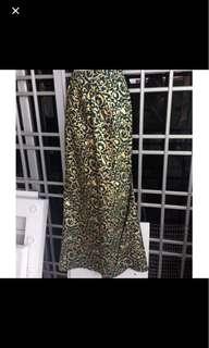 Duyung Skirt (Dark Green)