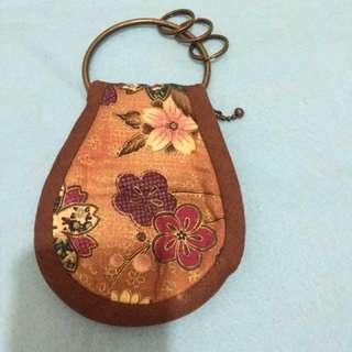 🚚 復古 貴族 銅環 包邊 厚片 鑰匙 零錢包