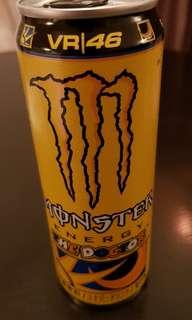 Monster Energy Drink VR 46 The Doctor