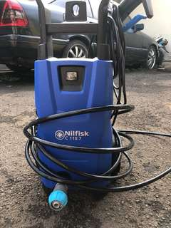 NILFISK C110.7 car wash