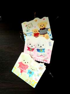 Adorable Teddy Gift Cards