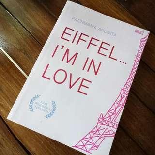Eiffel I'm in Love (Novel)