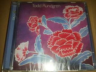 Music CD (Sealed, 2xCD): Todd Rundgren ‎– Something / Anything?