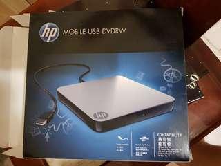 Mobile USB DVDRW