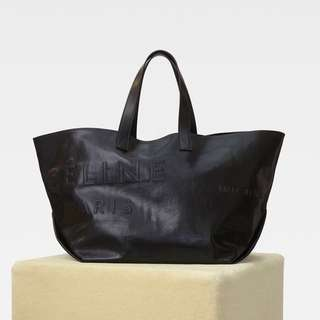 Celine MEDIUM MADE IN TOTE IN LEATHER 代購