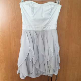 FCUK Light Grey Dress (NEW)