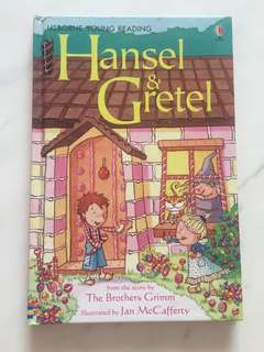 Usborne young reading- Hansel & Gretel