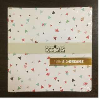 Fancy Pants Designs Big Big Dreams Journal