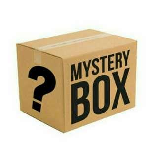 Mystery Box (Read Description below ⤵)