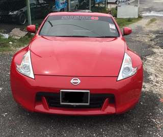 SAMBUNG BAYAR/CONTINUE LOAN  NISSAN FAIRLADY 370Z AUTO YEAR 2008/2014 MONTHLY RM 1500 BALANCE 5 YEARS ROADTAX VALID EXHAUST SYSTEM TIPTOP CONDITION  DP KLIK wasap.my/60133524312/fairlady